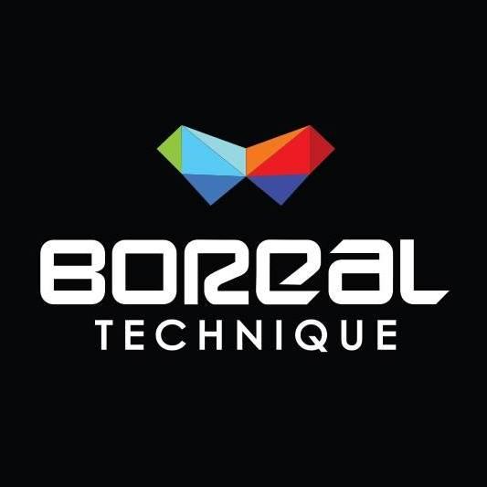 Boreal technique logo
