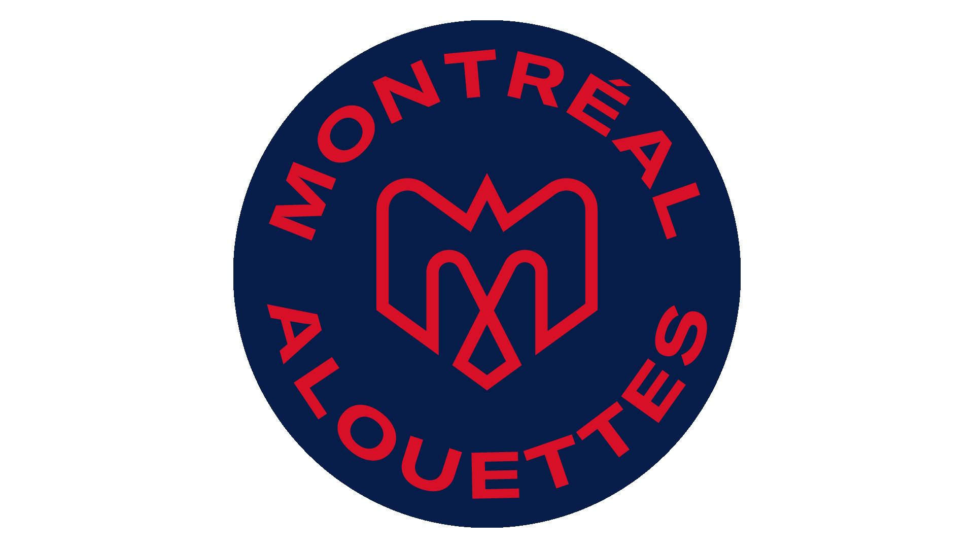 Alouettes de Montréal Logo
